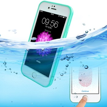 Wholesale shock proof smartphone cellphone case water proof phone case for iphone 6 plus case 2016