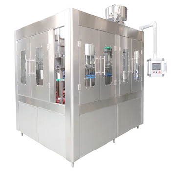 3 in 1 Automatic PET Bottle Mineral Water Filling Machine/ glass filling machine
