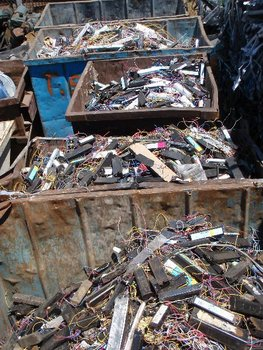 Electric Ballast Scrap, SGM Recycling