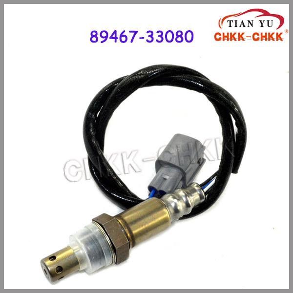 oxygen sensor oem 89467 33080 for toyota camry scion tc. Black Bedroom Furniture Sets. Home Design Ideas