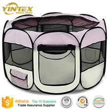 Indoor/Outdoor Pet Playpen tent Cage. Best Exercise Kennel for Your Dog, Cat, Rabbit, Hamster or Guinea Pig
