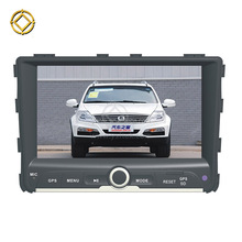 Android 7.1 7inch quad core CAR GPS player with DVD + GPS + Radio+RDS + Bluetooth+A2DP for SSANGYONG Rexton 2006- RODIUS 2004-
