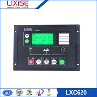 LXC620 ats panel board for generator electric controller module