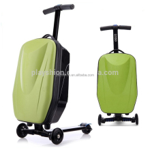 Playshion factory eva trolley case Scooter luggage carry bag for sale
