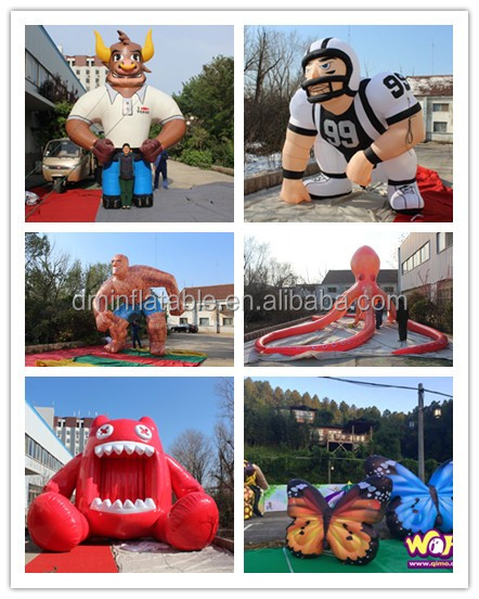 gaint inflatable dragon, Chinese dragon