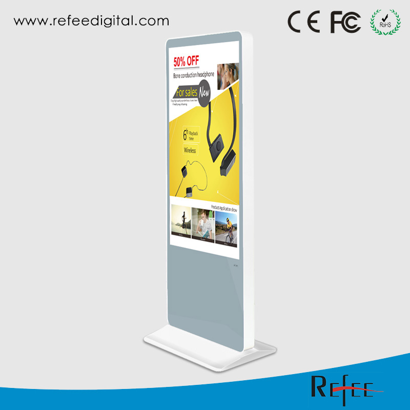 Refee 46'' kiosk stand pc touch screen,kiosk touch screen,pc touch screen kiosk