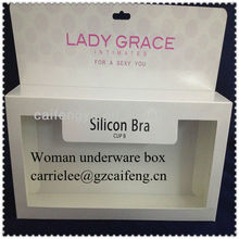 Fashion Women underware packing box