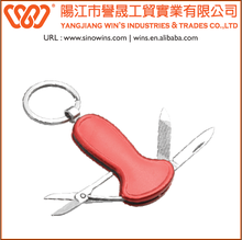 Multi function Metal key chain for promotional gifts