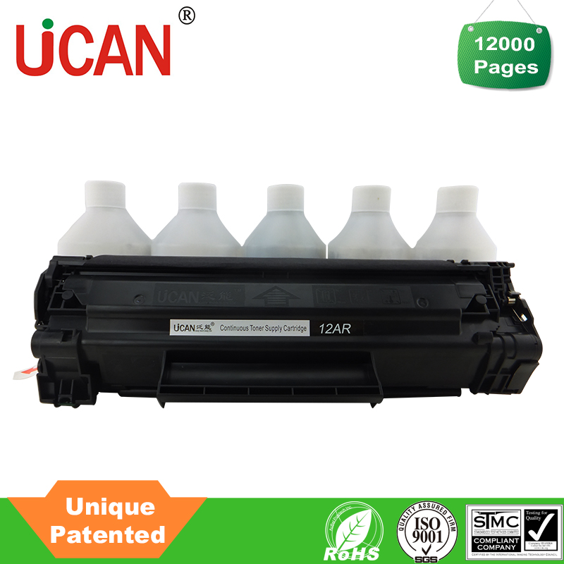 Factory high margin products.12a CTSC compatible for Canon FAX-L120 toner cartridge.toner for xerox machine