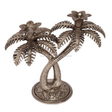 Exclusive Silver Plated Handicrafts Candle Stand Tree