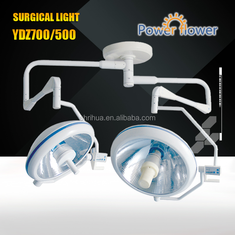 Factory since 1998 with OEM service!YDE180 led surgical light CE ISO hospital bed light