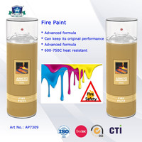 Fire Spray Paint /Heat resistant Paint Spray
