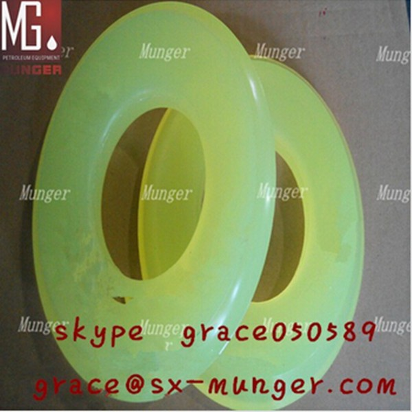 valve insert for triplex mud pump