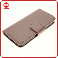 Pink Pouch Design 2013 New Leather Folding Wallet Case for iphone 5