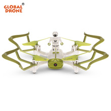 2018 New <strong>Remote</strong> Control w2 RC Drone Toys With Headless Mode Radio Control Selfie Drones Helicopters Gifts For Beginner Level