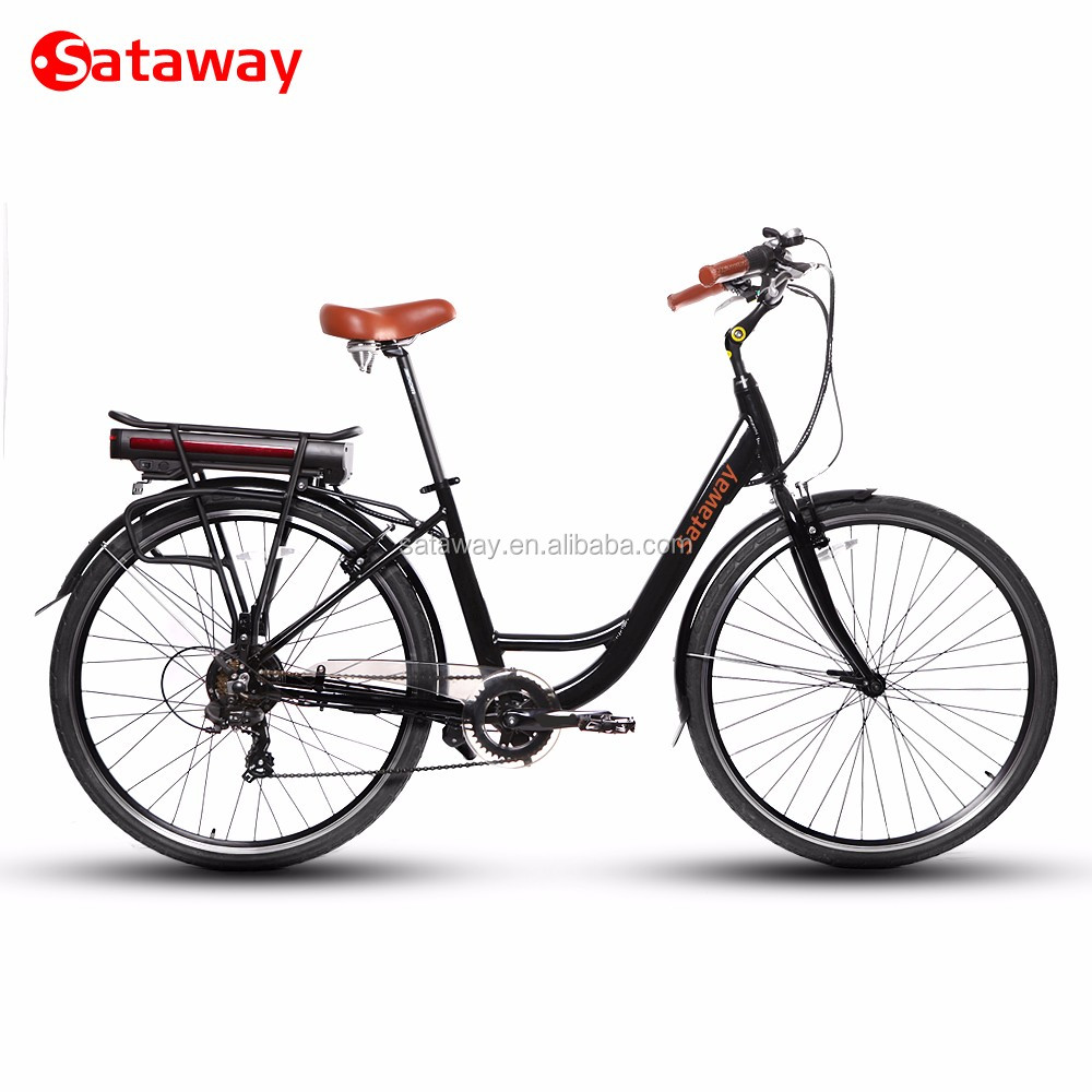 Sataway high quality city electric bike e bicycle moped