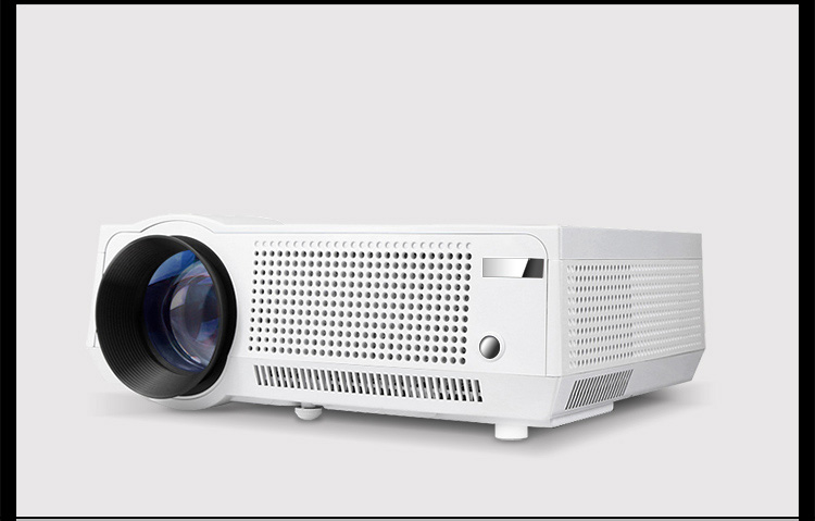 HTP LED - 86 - d home projector office intelligent hd 3 d projector