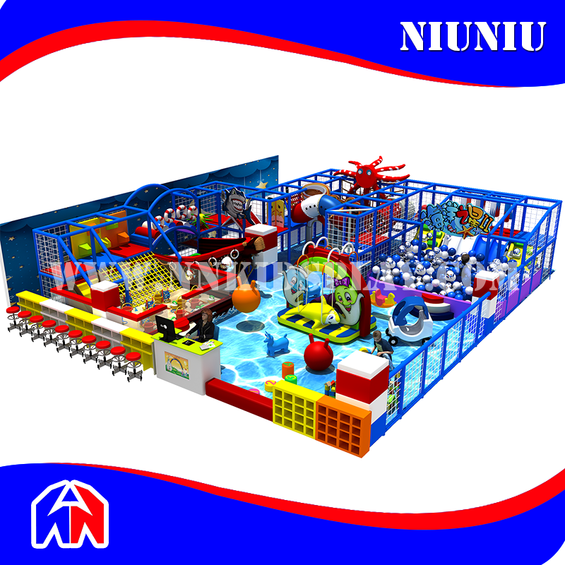 High Quality Factory Supply Residential Area Playing Items Indoor Kid Playground