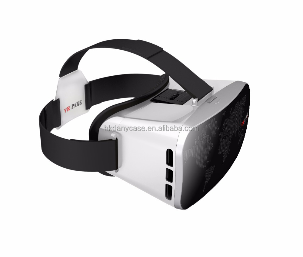 Top VR Park 3d Virtual Reality Player Video VR 3d Glasses for Sale