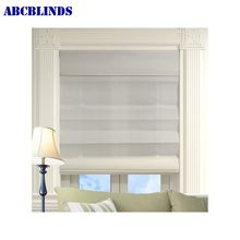Home decor designer horizontal roller blinds curtains for the living room