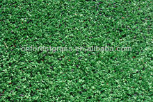 Natural green looking football field artificial turf synthetic grass supplier factory