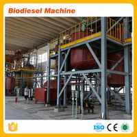 used cooking oil for biodiesel
