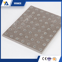 Wood Lightweight Laminated Decorative Mgo HPL Board with High Quality