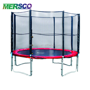 Cheap Outdoor Large Used Trampoline For Sale With Enclosures