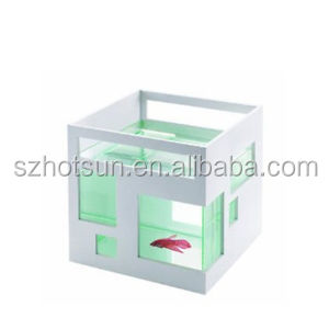 new design elegant coffee table fish tank