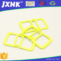 colorful plastic material and buckle ,plastic belt buckles type plastic buckle