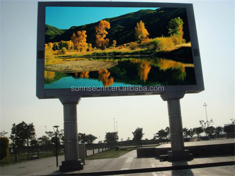 stadium clock led display electronics Outdoor Rental LED Display
