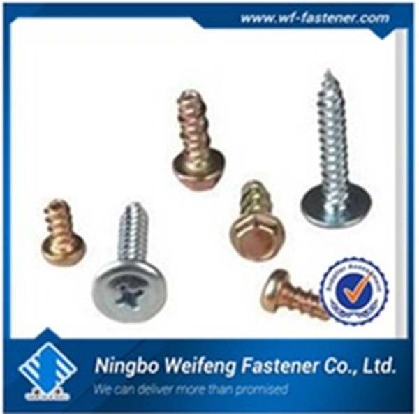 Manufacturers self drilling screw self tapping screw special screw screw tap