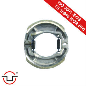 AX100 Motorcycle Brake Shoe of best quality and long performance time
