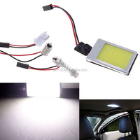 12V led dome for interior auto car taxi led light lamp 24Led panel
