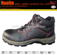 2015 industrial steel toe safety shoes with S1P certificate HL-A002