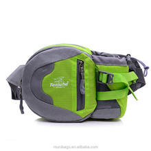 Muti Functional Outdoor Sports Waist Bag With Water Bottle Holder Mobile Phone Pack