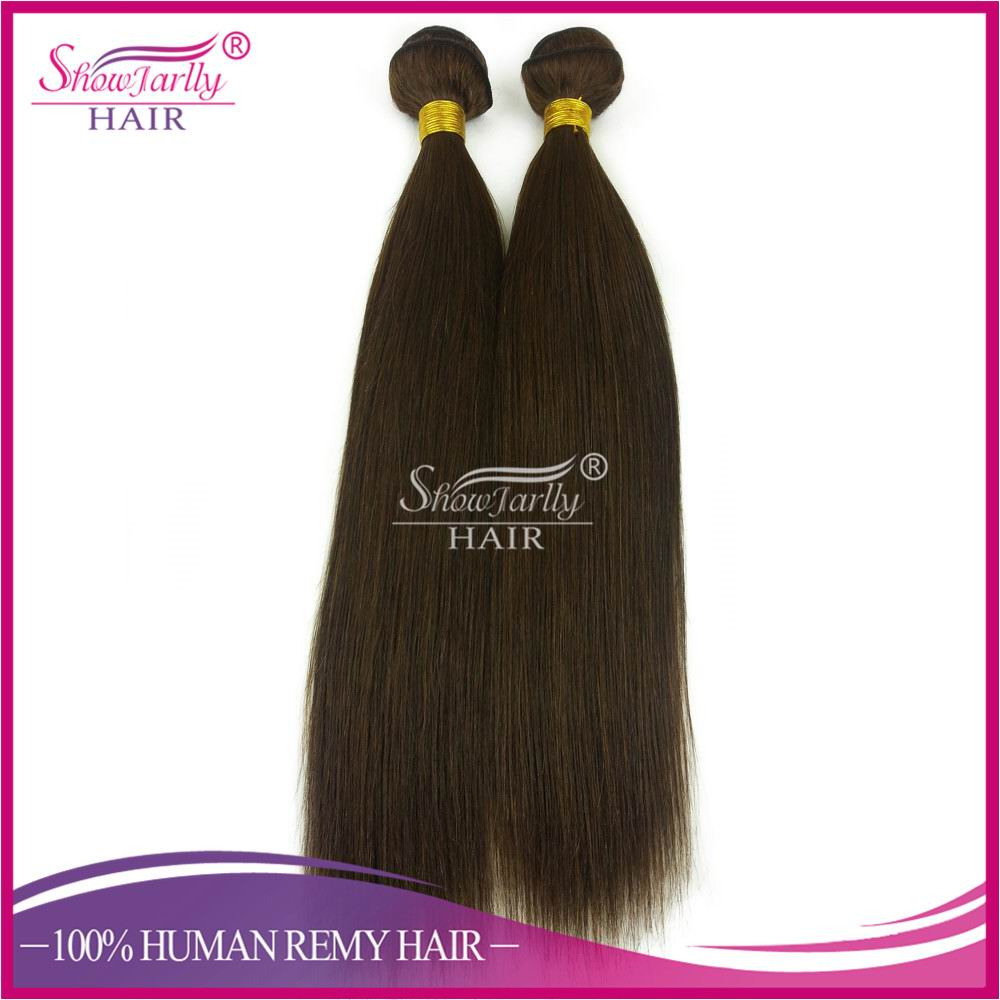 Wholesale hair wave bundle brand name human hair colored brazilian weave 4 color crochet weaving hair extension