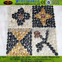 Nature pebble and cobble,hot sell pebble mosaic supplies,2016 on new promotion