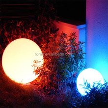waterproof led ball swimming pool Decorative LED ball/led sphere/LED orbs