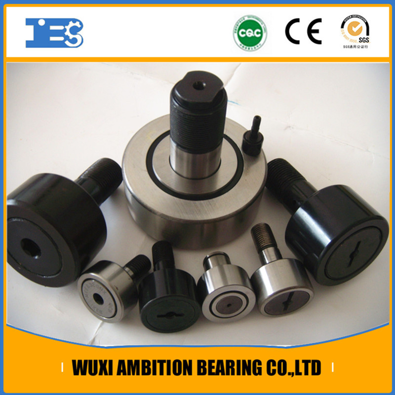 KR80 80mm Diameter Cam Follower Needle Curve Roller Track Bearing 30mm Bolt Guide
