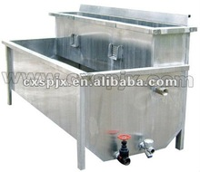Wax dissolving & soaking machine stainless steel
