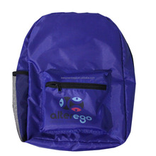 BeeGreen cheap 210d polyester kids back pack with custom logo