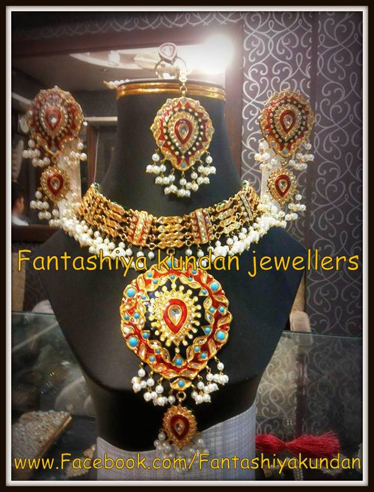 Kundan jewellery wholesaler