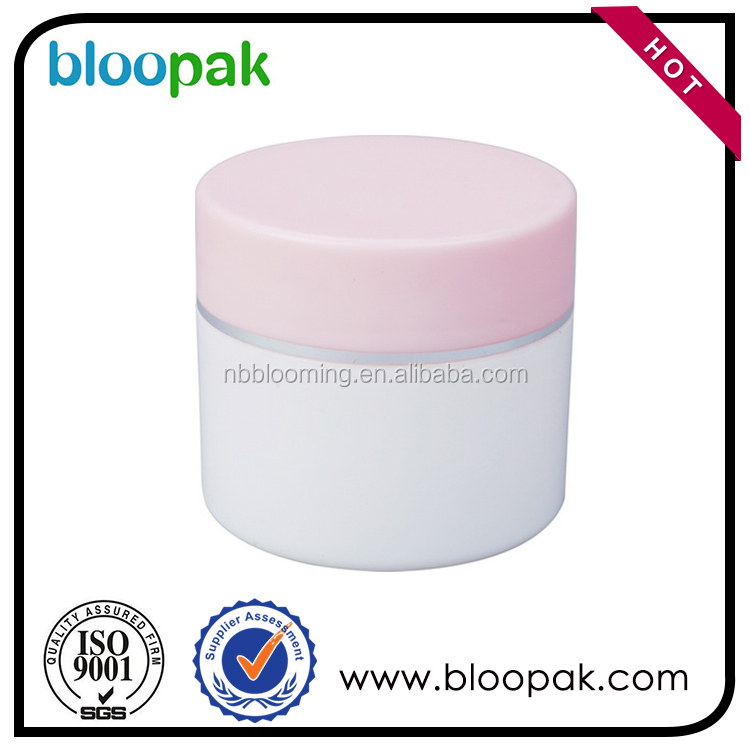 Face Mask Cosmetic Container Plastic Cosmetic Jars