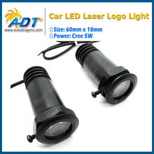 New product! Door logo light projector /3D lights/ LED welcome lighting/ for all car