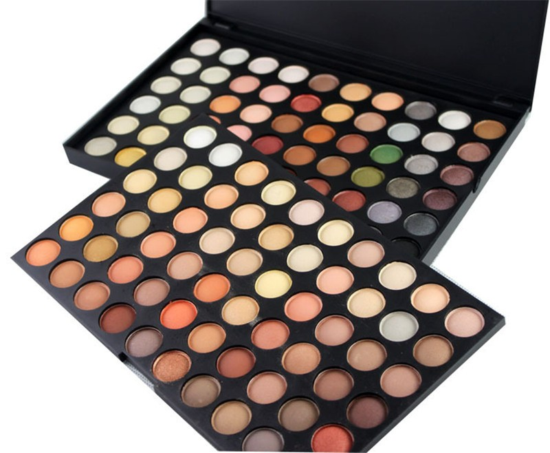 factory price wholesale makeup 120 colors eyeshadow palette