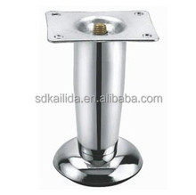 2015 hot Modern Durable chrome swivel chair base parts