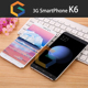 mobile phone K6 cheap 3G unlocked 6inch android wholesale cell phones smartphone