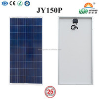 36cells 150Watt 18V Poly Solar Panel quality assure low price