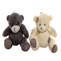 cute joint begger teddy bear souvenir japanese bear toy